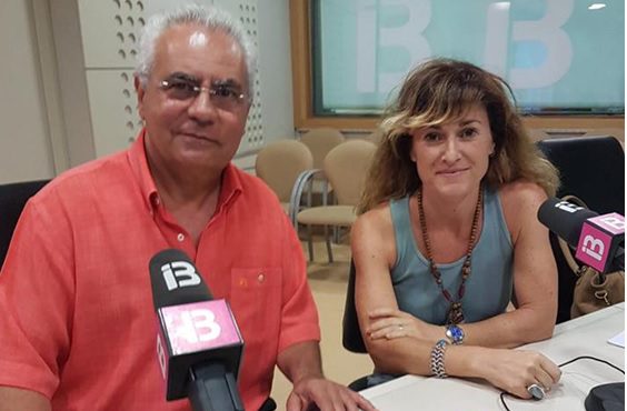 ENTREVISTA IB3 RÀDIO: INCORPORACIÓ IMMEDIATA